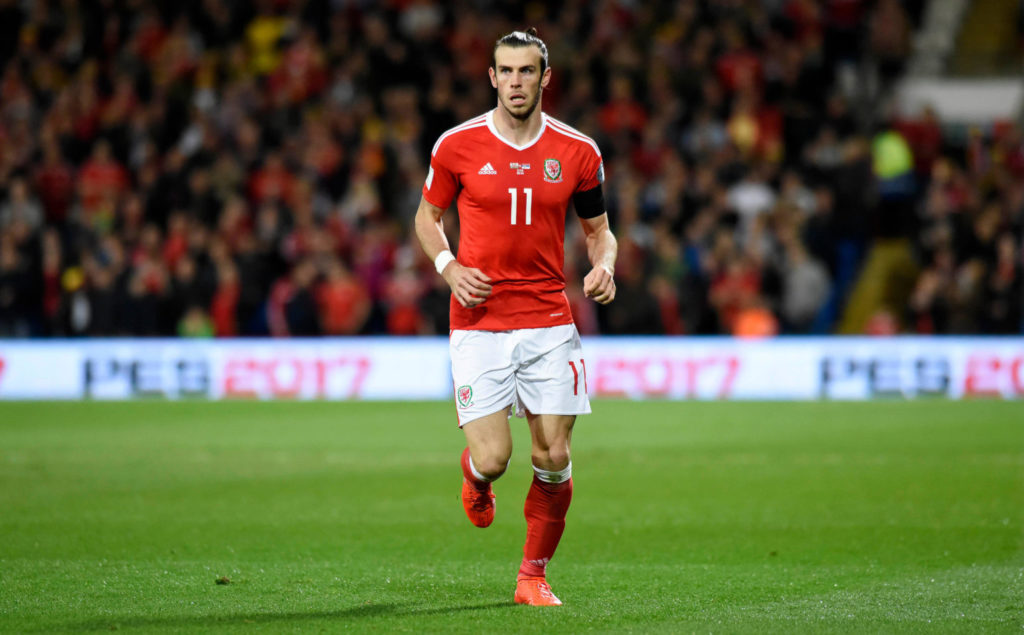 Gareth Bale Wales World Cup