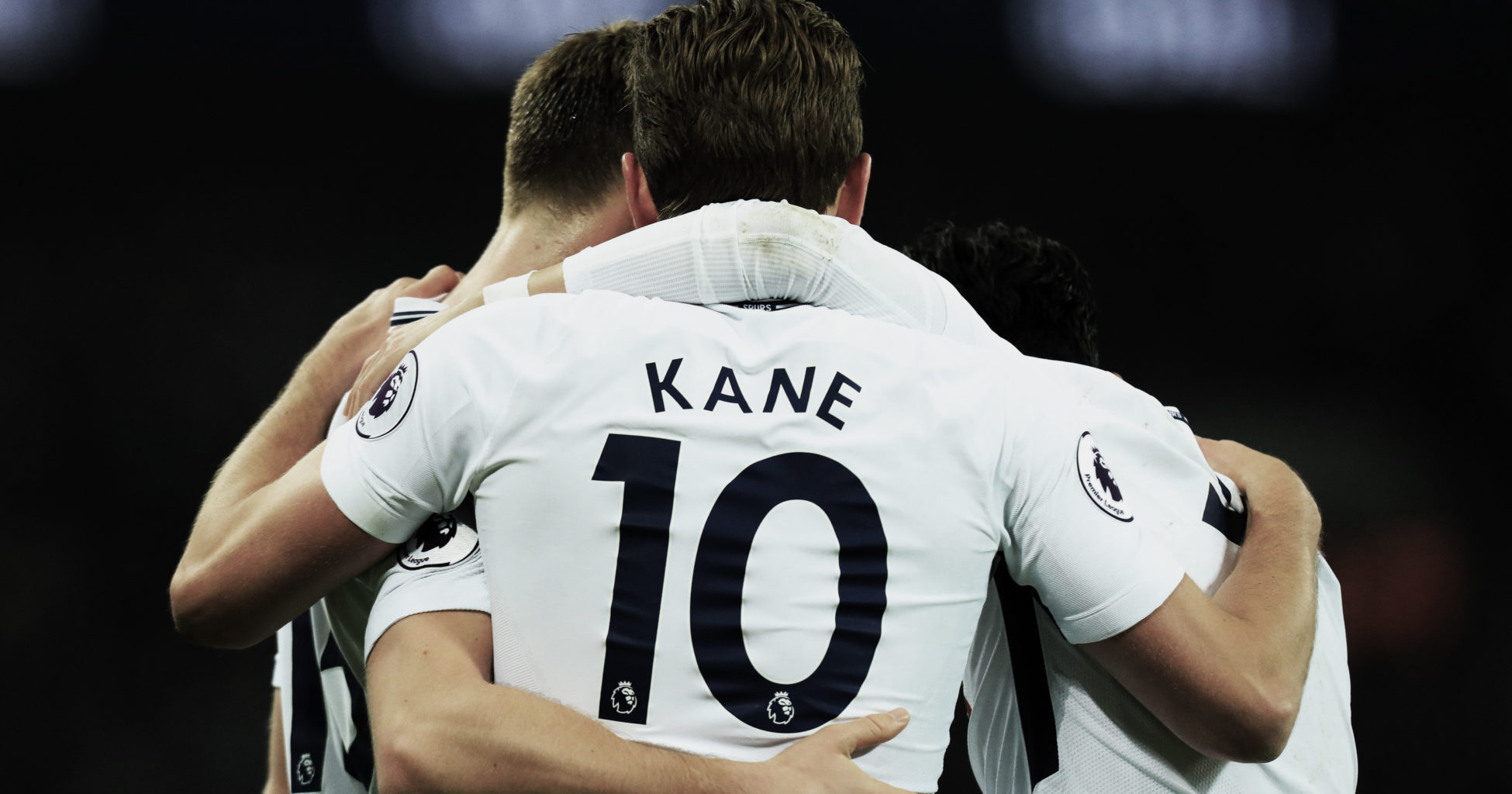 Harry Kane Spurs Liverpool